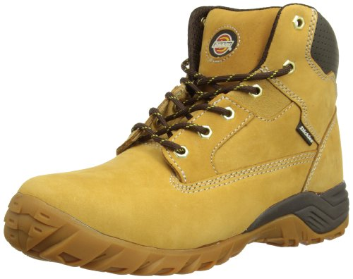 Dickies heren Granton Chelsea Boots, honing