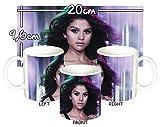 MasTazas Selena Gomez B Tasse Mug