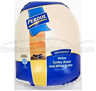 Perdue Farms Skinless Oven Roasted Turkey Breast with White Meat, 10 Pound -- 2 per case.