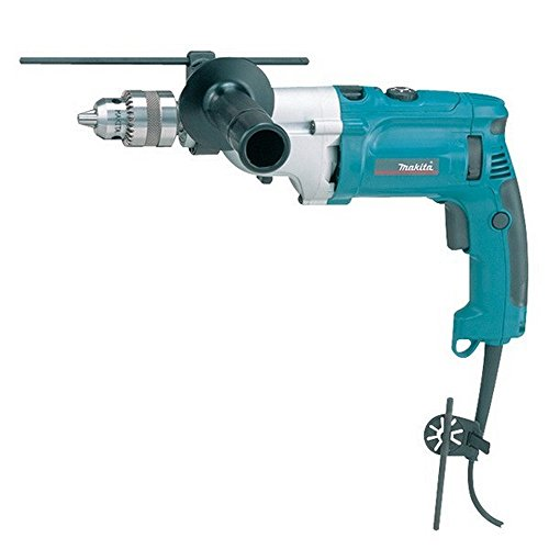 Makita HP2070 240 V 13 mm Percussion Drill in a Carry Case