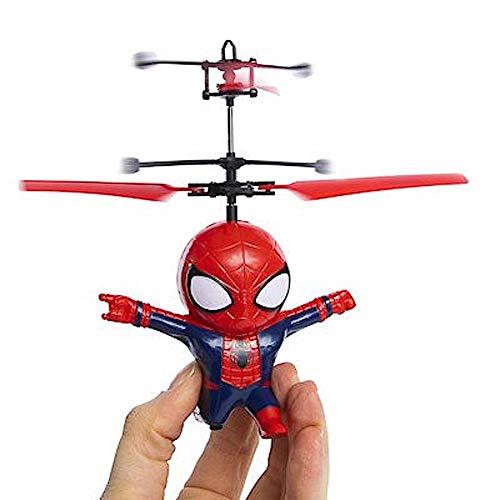Marvel Spiderman Heli Ball Levitating Hero