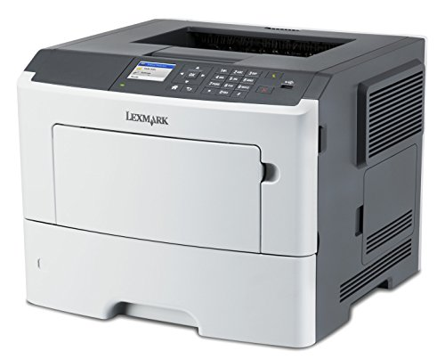 Lexmark MS610dn Monochrome Laser Printer, Network Ready, Duplex Printing and Professional Features Photo #3