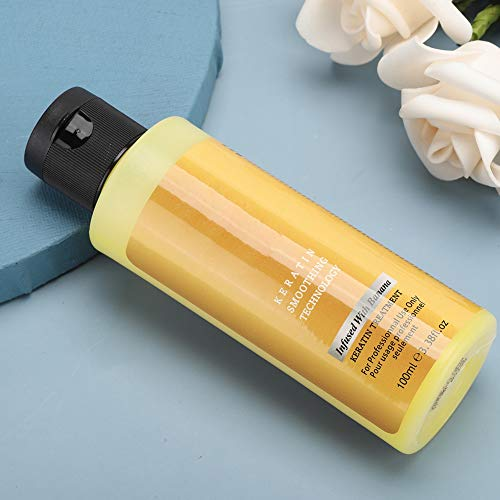 Acondicionador de cabello, Aguacate saludable Coconut Con acondicionador de cuero cabelludo Secreción de aceite de crema Pérdida de cabello