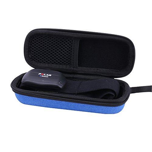 Aenllosi Hart Tasche Hülle für Polar H7/H10/Wearlink Herzfrequenz-Sensoren-Set/Herzfrequenzsensor Brustgurt by