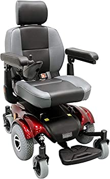 Upgraded Compact Mid- Power Wheelchair