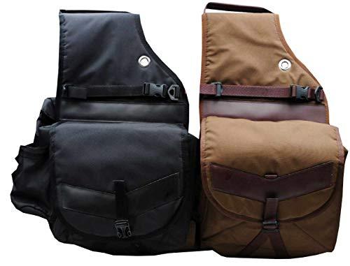 AMKA Satteltasche Packtasche für Pferde Doppelpacktasche, wasserabweisend 013110
