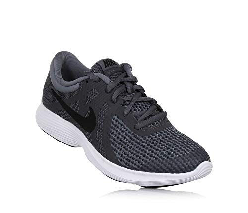 Nike Nike International Revolution 4 (GS),Dark Grey/BL Größe 36 Dark Grey/Black-Cool