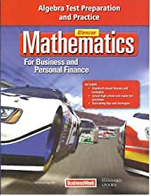 Best glencoe mathematics for business and personal finance Reviews