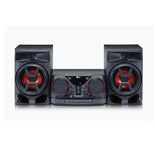 LG CK43 300 Watt Hi-Fi Shelf System (2018)