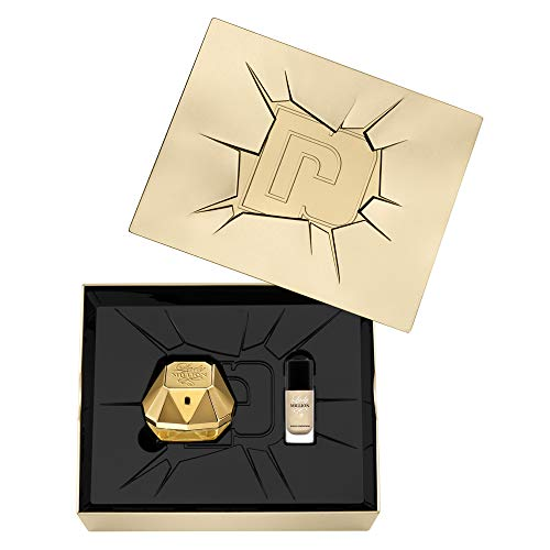 Paco Rabanne LADY MILLION 2018 Gift Set 50ml Eau de Parfum EDP & Nail Polish
