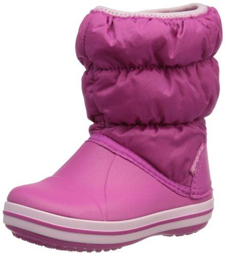 Crocs, Winter Puff Boot K, Stivaletti, Unisex - bambino