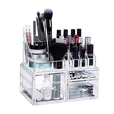 Relaxdays Make-Up Organizer Schubladen