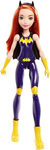 DC Super Hero Girls DMM26 - Bambola Batgirl Basic Super Hero