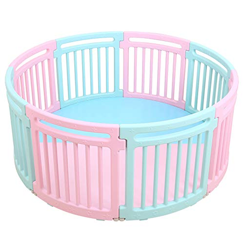 Kids Box Portable Washable Peuter Kruipen Fence Play Center Fence Ademend Mesh Voor Newborn Infant, Binnen En Buiten Spelen