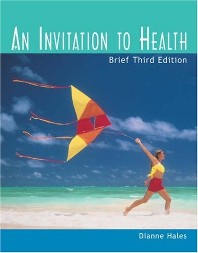 Download An Invitation To Health, Brief Edition (with Profile Plus 2004, Personal Health Assessments And Health 