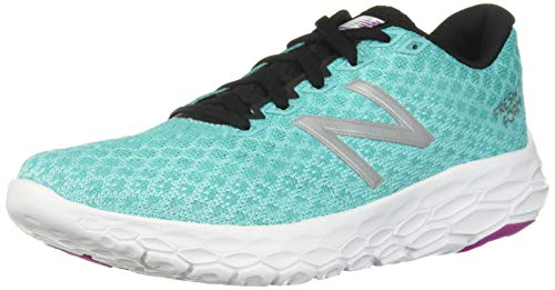 New Balance Fresh Foam Beacon, Zapatillas de Correr para Mujer, Verde Green, 41.5 EU