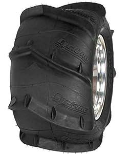 Sedona Cyclone Sand Paddle Tire - Rear Right - 20x11x9 , Position: Rear, Rim Size: 9, Tire Application: Sand, Tire Size: 20x11x9, Tire Type: ATV/UTV CY20119R
