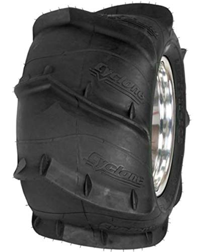 Sedona Cyclone Sand Paddle Tire - Rear Left - 20x11x9L , Position: Rear, Rim Size: 9, Tire Application: Sand, Tire Size: 20x11x9L, Tire Type: ATV/UTV CY20119L