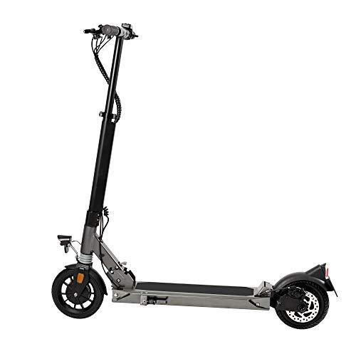 L.A. Sports Elektro Scooter Speed Deluxe Faltbarer E-Scooter ABE Straßenzulassung bis 20kmh Li-Ion Akku 7,8Ah