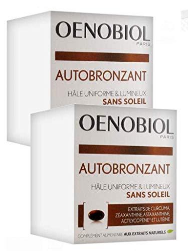 Oenobiol Autobronzant Hâle uniforme et lumineux sans soleil -...