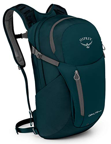 Osprey Packs Daylite Plus Daypack, Petrol Blue