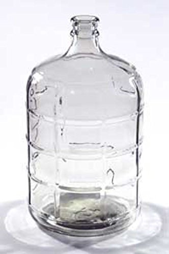 E.C. Kraus 3 gal Glass Carboy