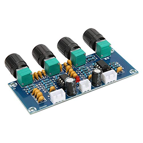 Treble Tone Board, Power Amplifier Board 96 x 39 x 14mm DC12V-24V