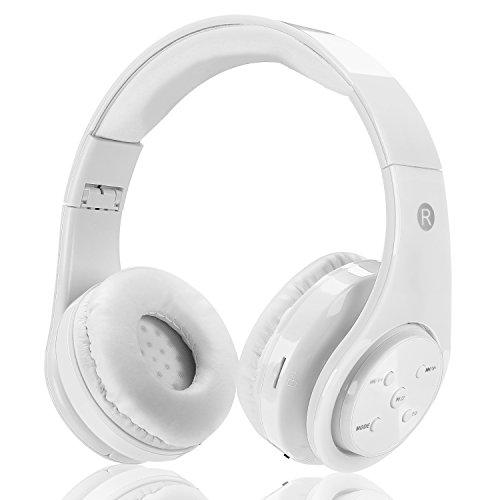 auriculares bluetooth 5.0 diadema microfono