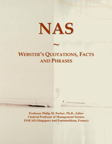NAS: Webster's Quotations, Facts and Phrases