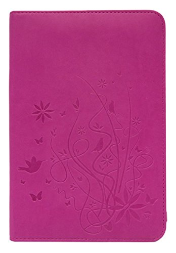 PocketBook Cover Breeze floral pink