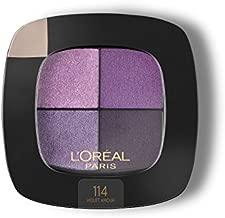 L'Oreal Paris Colour Riche Eye Pocket Palette Eye Shadow, Voilet Amour, 0.1 oz.