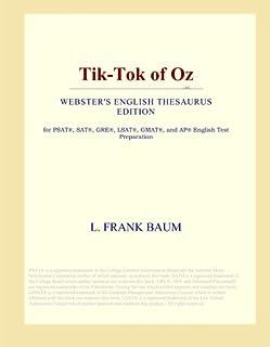 Tik-Tok of Oz (Webster's English Thesaurus Edition)