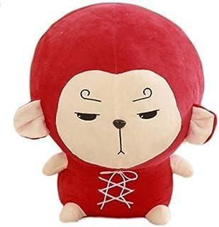 LNNZPL Plush Toys 30cm Flower Travel Monkey Kawaii Pillow Goku Korean Tv A Korean Odyssey Star Plush Toy Stuffed Cushion H...
