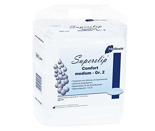 Meditrade Beesana Superslip Comfort medium maat 2, 1 verpakking à 15 stuks