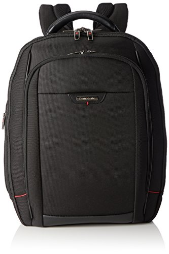 "Samsonite Pro-Dlx 4 Laptop Backpack L 16"" Valigie, 48 cm, 27 L, Nero (Nero)"
