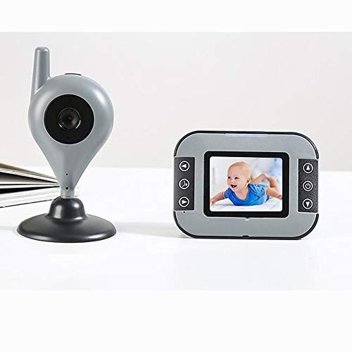 Great Deal! Denuo En [Baby Video Monitor - Crying Monitor Sleep Monitoring 2.4 inch LCD Screen Paren...
