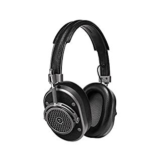 Master & Dynamic Signature MH40 Over-Ear Closed Back Headphones with High Sound Quality and High Level of Design, Gun Metal (B00Q3ELGUU) | Amazon price tracker / tracking, Amazon price history charts, Amazon price watches, Amazon price drop alerts
