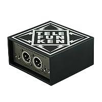 【国内正規品】TELEFUNKEN TDA-2 2ch active stereo direct box