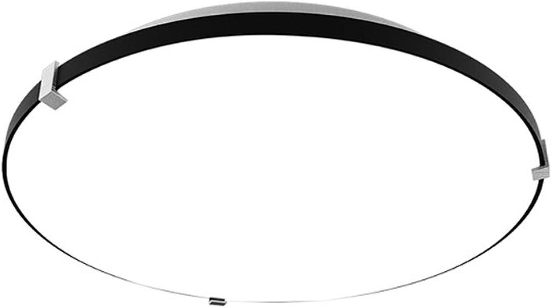 FJH LED Runde Schlafzimmer Beleuchtung Studie Wohnzimmer Persnlichkeit Mode Deckenleuchte Einfache Moderne Warme Nordic Kreative Lampen