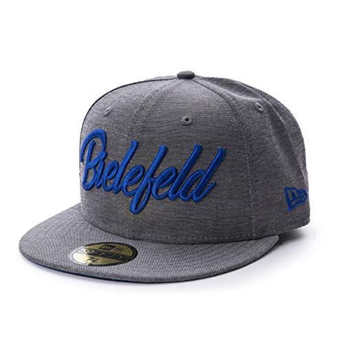 DSC ARMINIA BIELEFELD New Era Cap 59FIFTY Bielefeld Grau (7 7/8)