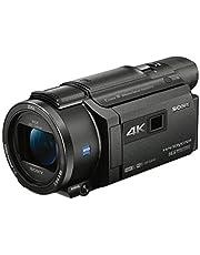 Sony AXP55 4K Handycam with Built-in projector | Exmor R CMOS Sensor | Camcorder
