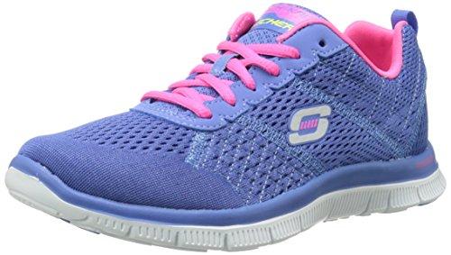 Skechers Flex AppealObvious Choice Damen Sneakers, Grau (gytq), 39 EU