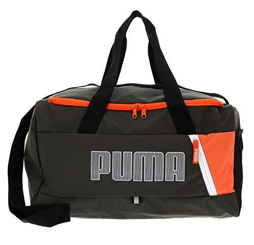 Puma Tasche Fundamentals Sports Bag S II, Forest Night, OSFA, 75094