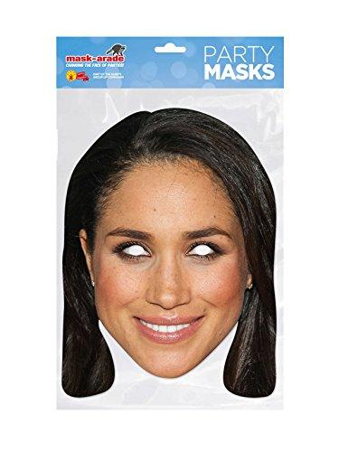 MASK-ARADE Meghan Markle Offizielle Promi-Gesichtsmaske