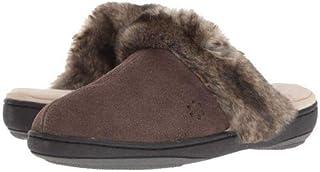 Tempur-Pedic(テンパーペディック) レディース 女性用 シューズ 靴 スリッパ Kensley - Charcoal [並行輸入品]
