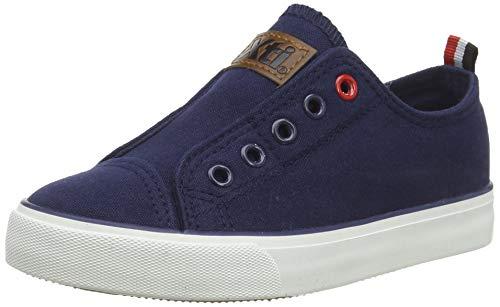 XTI Jungen Unisex Kinder 57067 Slip On Sneaker, Blau (Navy Navy), 33 EU