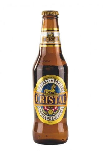 Leichteres peruanisches Bier, 5% vol., Long-Neckflasche 330ml.