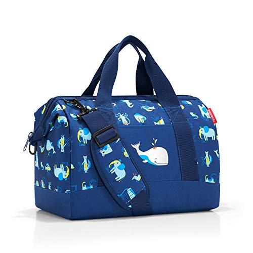 reisenthel allrounder M kids Tasche 40 x 33,5 x 24 cm/18 l / abc friends blue