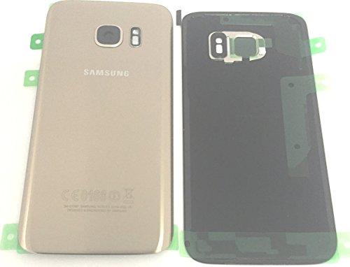 Cover originale per Samsung Genuine Galaxy S7 G930 Batteria/Back Gorilla Glass - cover con adesivo, 100% originale copertura di ricambio, (non per il G935 Galaxy S7 Edge)