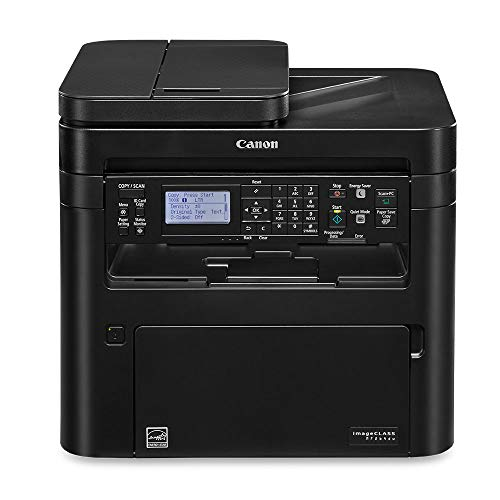Canon Image CLASS MF264dw (2925C020) Multifunction, Wireless Laser Printer, AirPrint, 30 Pages Per Minute and High Yield Toner Option (Office Product)